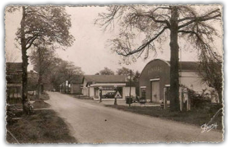 L'atelier où est actuellement implantée la SARL BASPEYRAS a été construit dans les années 30 pour accueillir les Ets Cavard / Panhard.